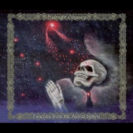 Midnight Odyssey - Funerals from the Astral Sphere, 2-CD