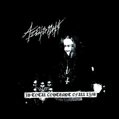 Azelisassath - In Total Contempt Of All Life, CD