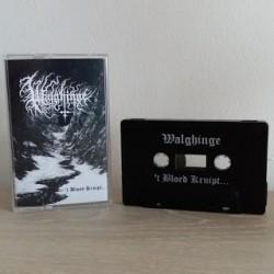 Walghinge - 't Bloed Kruipt..., Tape