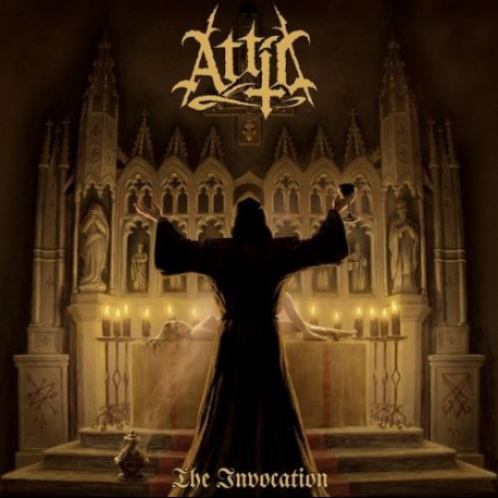 Attic - The Invocation, Digi CD