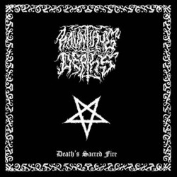 Haunting Depths - Death's Sacred Fire, CD