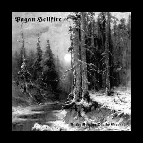 Pagan Hellfire - At the Resting Depths Eternal, CD