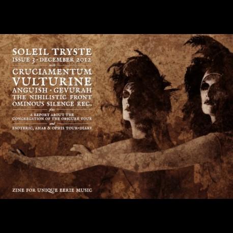 Soleil Tryste no. 3, Zine