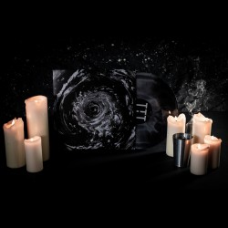 Voidsphere - To Await | To Expect, LP (grey/black)