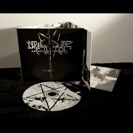 Malhkebre - Satanic Resistance, Digi CD