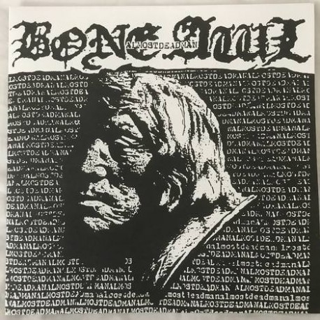 Bone Awl - Almost Dead Man, LP