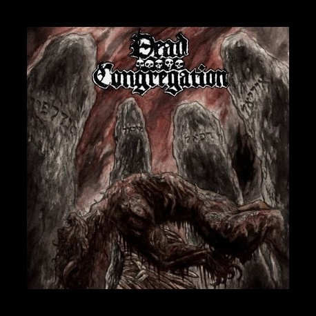 Dead Congregation - Graves of the Archangels, CD