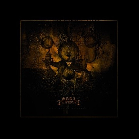 Goat Torment - Dominande Tenebrae, Digi CD