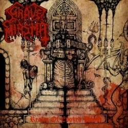 Grave Miasma - Realm of Evoked Doom, MCD