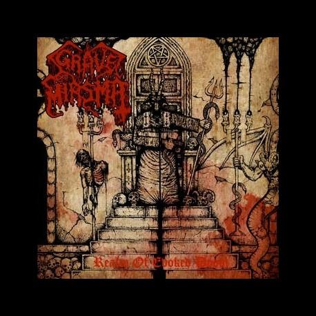 Grave Miasma - Realm of Evoked Doom, MCD