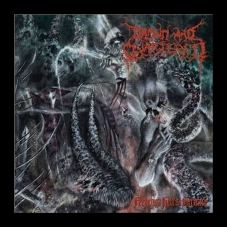 Drawn and Quartered - Feeding Hell's Furnace, CD