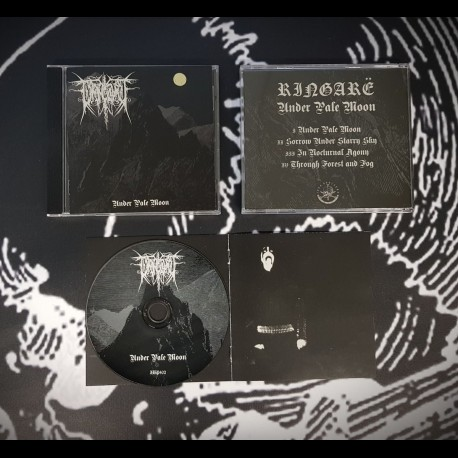 Ringarë - Under Pale Moon, CD