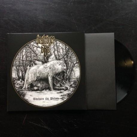 Destroyer666 - Unchain the Wolves, LP