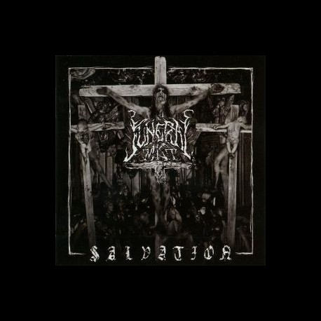 Funeral Mist - Salvation, CD
