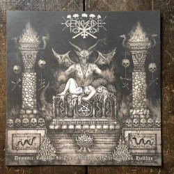 Genocide - Demonic Rituals In The Shadow Of Endless Hellfire, LP