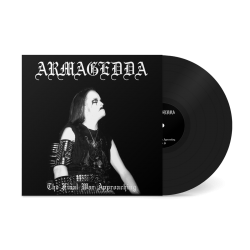 Armagedda - The Final War Approaching, LP