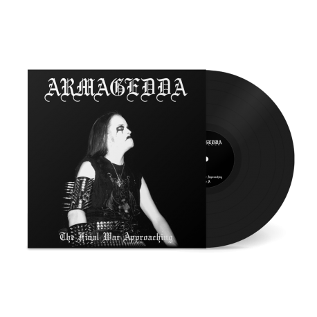 Armagedda - The Final War Approaching, LP