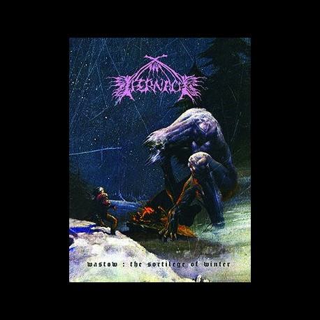 Ifernach - Wastow: The Sortilege of Winter, A5-Digi CD