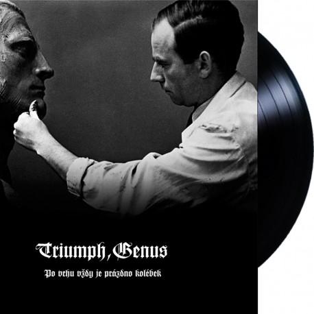 Triumph, Genus - Po vrhu vždy je prázdno kolébek, LP