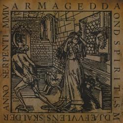 Armagedda - Ond Spiritism, CD