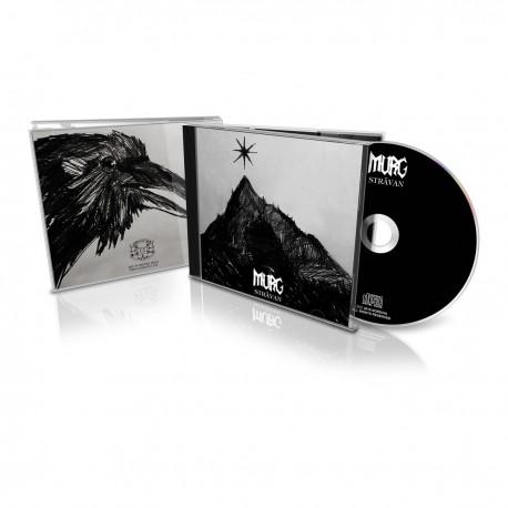 Murg - Strävan, CD