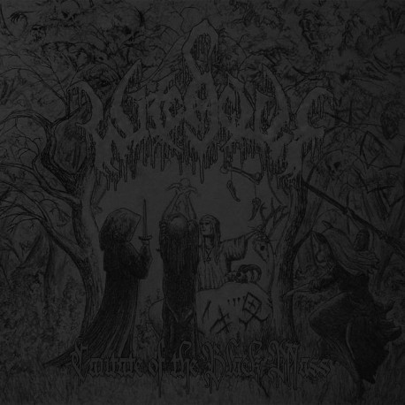 Witchcult - cantate of the black mass, CD