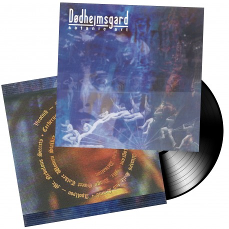 Dodheimsgard - Satanic Art, LP