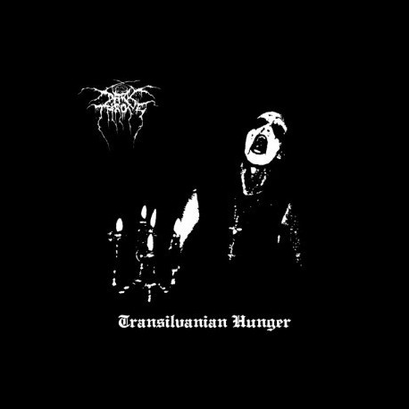 Darkthrone -  Transilvanian Hunger, LP
