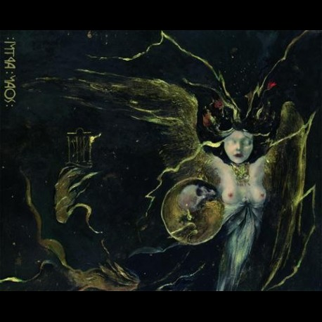 Altar of Perversion - Intra Naos, 3-LP