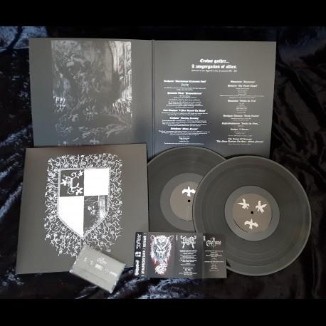 V.A. - Crows Gather, DLP + Cassette