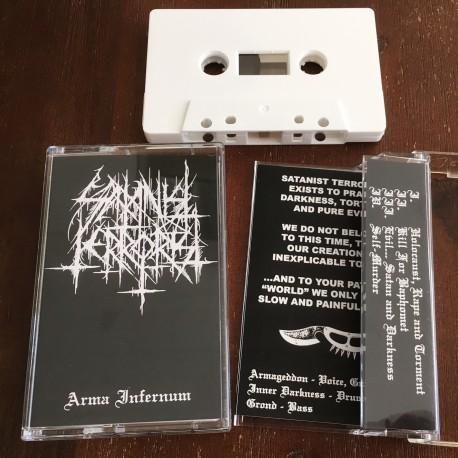 Satanist Terrorist - Arma Infernum, Tape