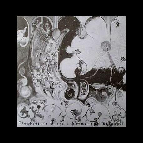 Clandestine Blaze - Harmony of Struggle, LP