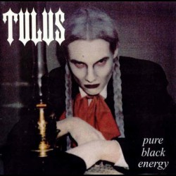 Tulus - Pure Black Energy, LP (white)