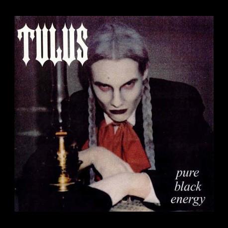 Tulus - Pure Black Energy, LP (white)