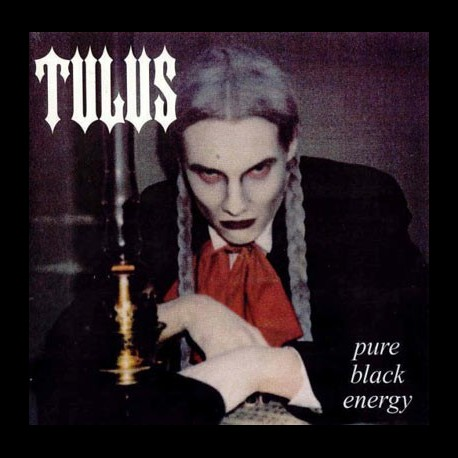 Tulus - Pure Black Energy, LP (black)