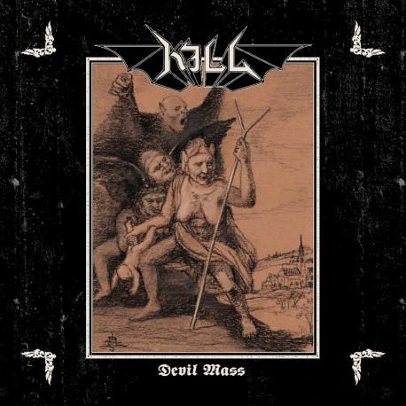Kill - Devil Mass, CD