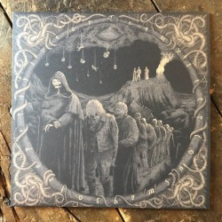 Chapel Of Disease - The Mysterious Ways Of Repetetive Art, LP (amber)