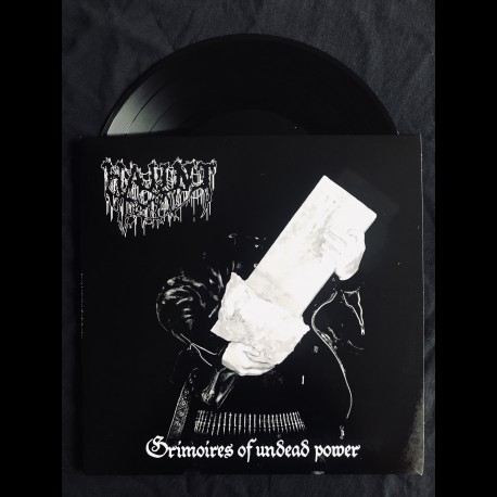 Haunt - Grimoires of Undead Power, LP