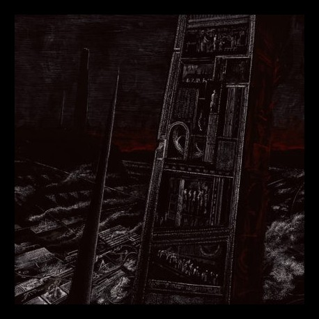 Deathspell Omega - The Furnaces of Palingenesia, Digi CD