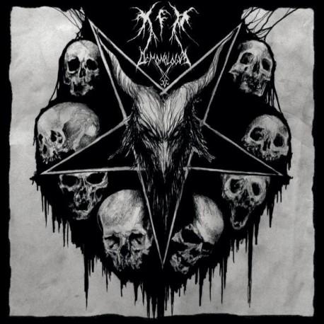 K.F.R - Demonologue, LP