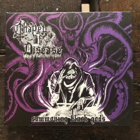 Chapel Of Disease - Summoning Black Gods, Digi CD
