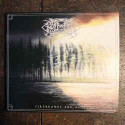 Crom Dubh - Firebrands and Ashes, Digi CD