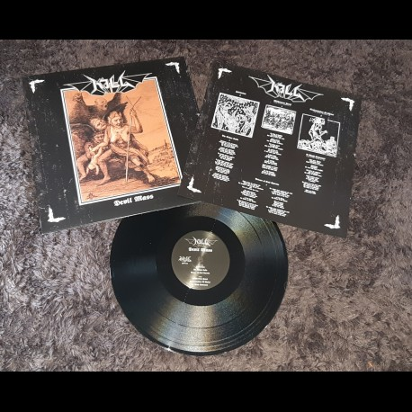 Kill - Devil Mass, LP