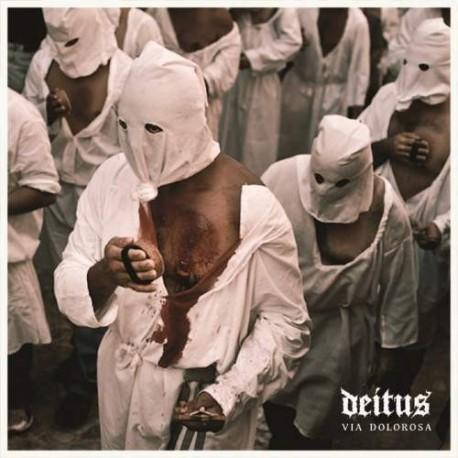 Deitus - Via Dolorosa, LP
