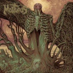 Mortuous - Through Wilderness, LP