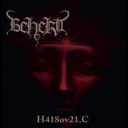 Beherit - H418ov21.C, LP