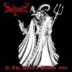 Beherit - At the Devil's Studio 1990, CD