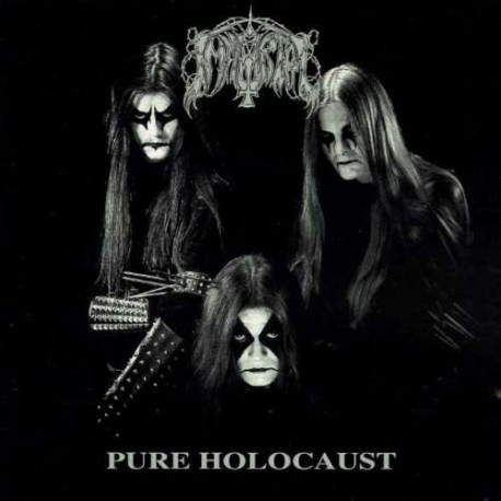 Immortal - Pure Holocaust, CD