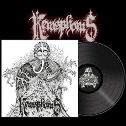 Kerasphorus - Necronaut + Cloven Hooves At The Holocaust Dawn, LP