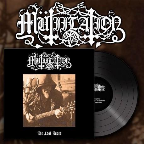Mütiilation - The Lost Tapes, LP